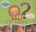 Eveil et découvertes - Le lion. 1 CD audio