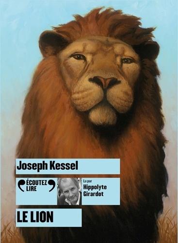 Le lion  avec 1 CD audio MP3