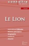 Joseph Kessel - Le lion - Fiche de lecture.