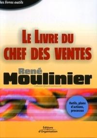 René Moulinier - Le livre du chef des ventes.