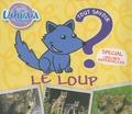 Eveil et découvertes - Le loup. 1 CD audio