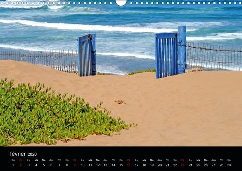 Le Maroc au fil de l'eau (Calendrier mural 2020 DIN A3 horizontal). Océan et rivière du Maroc (Calendrier mensuel, 14 Pages )