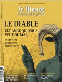 Virginie Larousse - Le Monde des religions N°85, septembre 2017 : Le diable - Cet ange qui nous veut du mal.