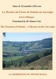 Anne De Tyssandier d'Escous - Le mystère du trésor de sistrius en Auvergne - The Treasure of Sistrius - A Mystery in the Auvergne.