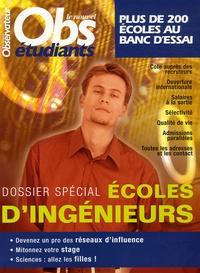 Véronique Radier - Le Nouvel Obs Etudiants  : Ecoles d'ingénieurs.