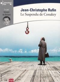 Jean-Christophe Rufin - Le pendu de Conakry. 1 CD audio MP3
