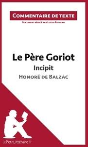 Le Père Goriot de Balzac - Commentaire de texte.pdf