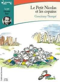René Goscinny et  Sempé - Le Petit Nicolas et les copains. 2 CD audio MP3