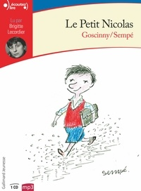 Sempé - Le petit Nicolas. 1 CD audio