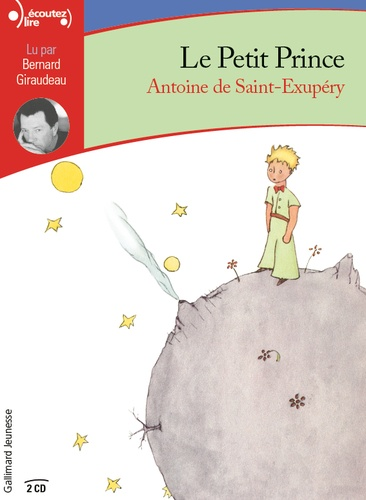 Le Petit Prince  avec 2 CD audio MP3