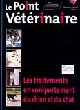 Valérie Dramard - Le Point Vétérinaire N° 35, 2004 : Les traitements en comportement du chien et du chat.