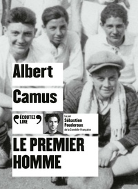 Albert Camus - Le premier homme. 1 CD audio MP3