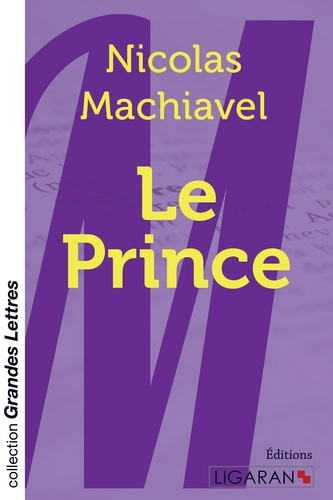 Le prince Edition en gros caractères