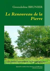 Gwendoline Brunier - Le renouveau de la pierre.
