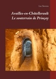 Luc Stevens - Le souterrain de Prinçay - Availles-en-Châtellerault.