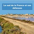 Thomas Bartruff - Le sud de la France et ses défenses (Calendrier mural 2020 300 × 300 mm Square) - Fortifications et places fortes en Languedoc Roussillon (Calendrier mensuel, 14 Pages ).