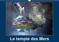 Alain Hanel - photographies - Le temple des Mers (Calendrier mural 2020 DIN A3 horizontal) - Situé sur le rocher de Monaco, le Musée océanographique accueille plus de 700 000 visiteurs chaque année. (Calendrier mensuel, 14 Pages ).
