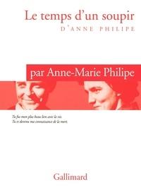Anne Philipe - Le temps d'un soupir. 1 DVD