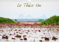 Joffrey Ache - Le Thäle Noï (Calendrier mural 2020 DIN A4 horizontal) - Lac thaïlandais dans la région de Tambon. (Calendrier mensuel, 14 Pages ).
