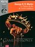 George R. R. Martin - Le trône de fer (A game of Thrones) Tome 4 : L'ombre maléfique. 2 CD audio MP3