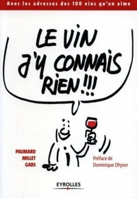 Gabs - Le vin, j'y connais rien !!!.
