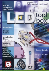 Elektor - LED toolbox - DVD-ROM.