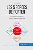 Stéphanie Michaux - Les 5 forces de porter et l'avantage concurrentiel - Comment se positionner face à la concurrence dans une industrie ?.