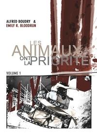 Alfred Boudry - Les animaux ont la priorité Tome 1 : .