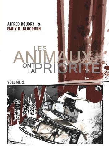 Alfred Boudry - Les animaux ont la priorité Tome 2 : .