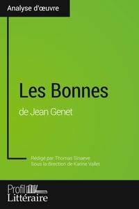 Thomas Sinaeve et Karine Vallet - Les Bonnes de Jean Genet.