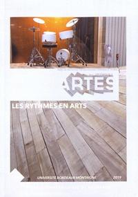 Pierre Sauvanet - Les Cahiers d'Artes N°14/2019 : Les rythmes en arts.