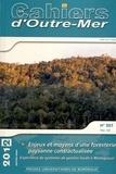 Hervé Rakoto Ramiarantsoa - Les Cahiers d'Outre-Mer N° 257, Janvier-mars : Enjeux et moyens d'une foresterie paysanne contractualisée - Expérience de systèmes de gestion locale à Madagascar.