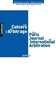 LGDJ - Les Cahiers de l'Arbitrage N° 2/2017 : .