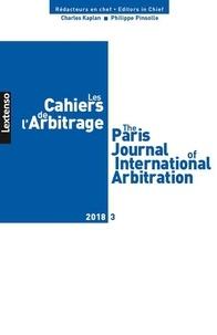 Les Cahiers de lArbitrage N° 3/2018.pdf