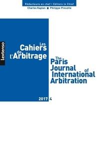 Les Cahiers de lArbitrage N° 4/2017.pdf
