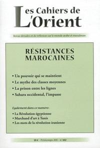 Antoine Sfeir - Les Cahiers de l'Orient N° 102, Printemps 20 : .