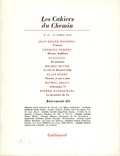 Collectif - Les cahiers du Chemin N° 27, 15 Avril 1976 : .