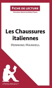 Henning Mankell - Les chaussures italiennes.