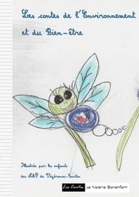 Valérie Bonenfant - Les contes de l'environnement et du bien-être.