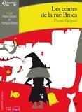 Pierre Gripari - Les contes de la rue Broca. 1 CD audio MP3