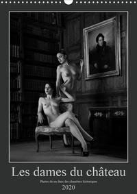 Martin Zurmühle - Les dames du château (Calendrier mural 2020 DIN A3 vertical) - Photos érotiques dans des chambres historiques (Calendrier mensuel, 14 Pages ).
