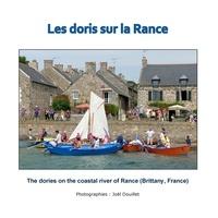 Joël Douillet - Les doris sur la rance - The dories on the coastal river of Rance (Brittany, France).