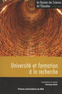 Les dossiers des Sciences de lEducation N° 34/2015.pdf