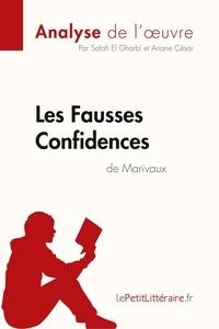 Salah El Gharbi et Ariane César - Les Fausses Confidences de Marivaux.