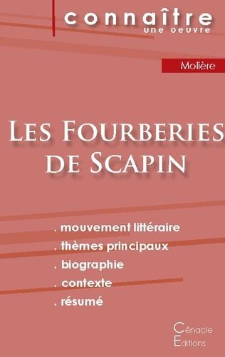 Molière - Les fourberies de Scapin - Fiche de lecture.