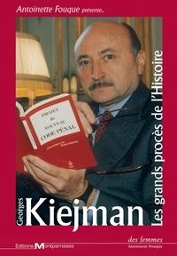 Georges Kiejman et Karine Hervé - Les grands procès de l'Histoire - Avec un livret. 2 DVD