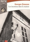 Georges Simenon - Les inconnus dans la maison. 1 CD audio MP3