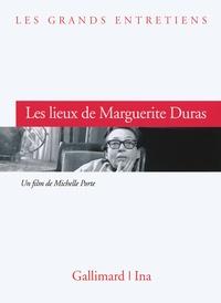 Michelle Porte - Les lieux de Marguerite Duras - DVD vidéo.