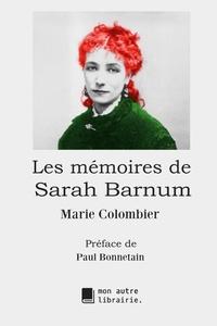 Marie Colombier - Les mémoires de Sarah Barnum.