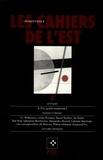 Dumitru Tsepeneag et  Collectif - Les Nouveaux Cahiers de l'Est N° 4 : A l'Est, quelle modernité ?.